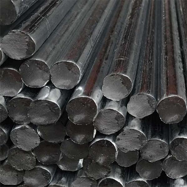 圆钢热镀锌加工