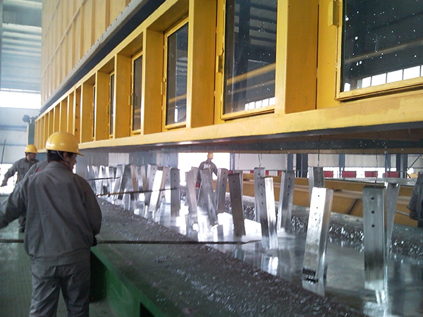 锌得利-工厂设备