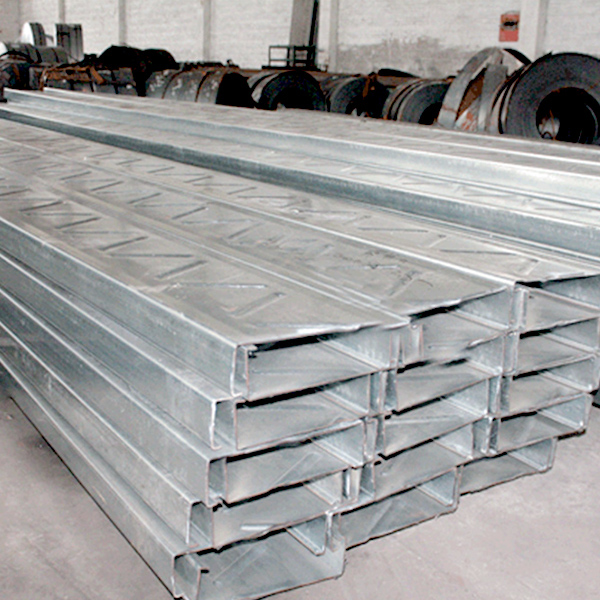 C型钢热镀锌加工